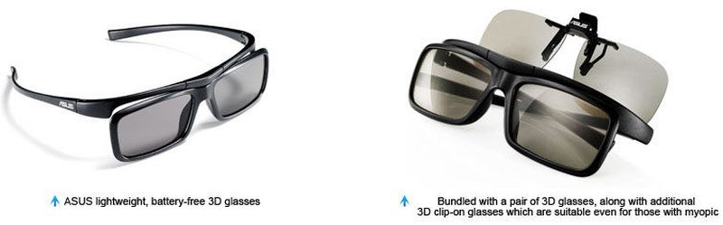 Asus occhiali 3d: recensioni e opinioni, costo, info