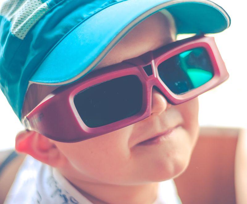Ci sono controindicazioni nell'uso degli occhiali 3d OK