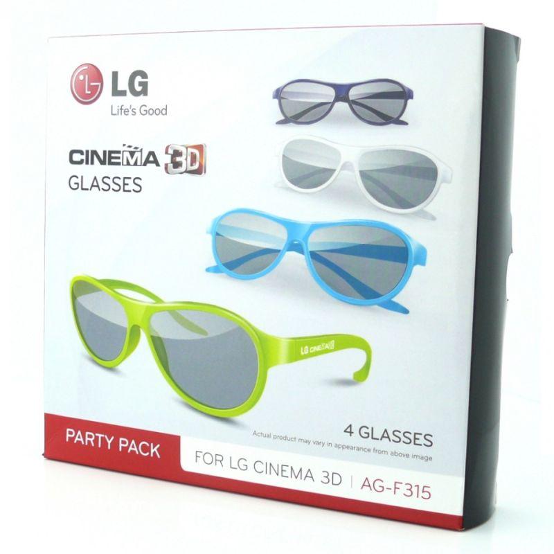 Occhiali 3D LG, i migliori articoli, costo e pareri
