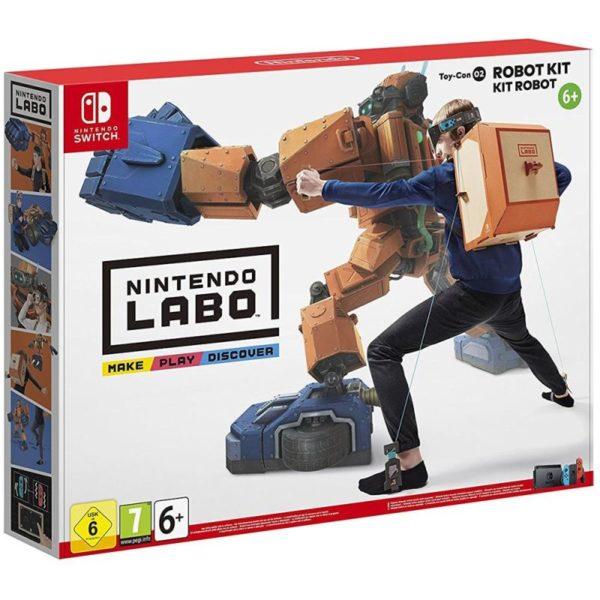 Occhiali 3D per Nintendo Switch: Nintendo LABO