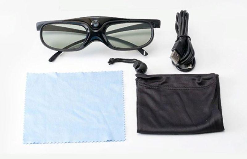 Perché gli occhiali 3d non si accendono?