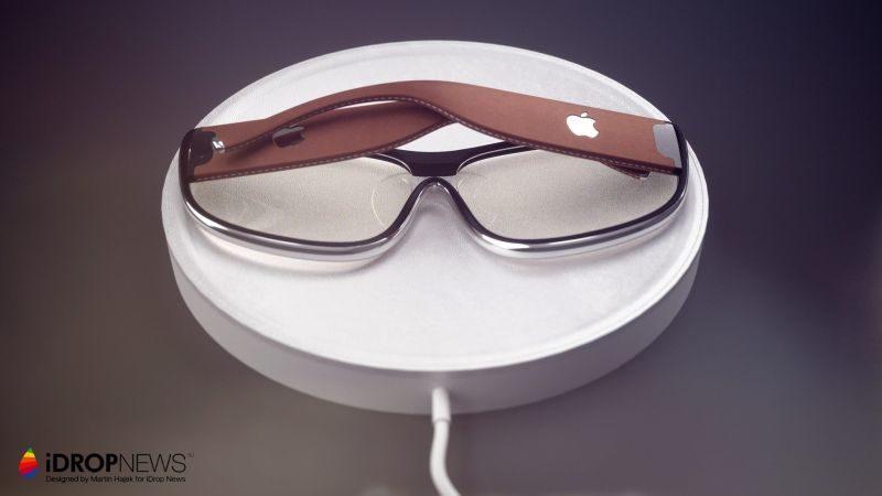 Progetto di occhiali 3D per Ipad