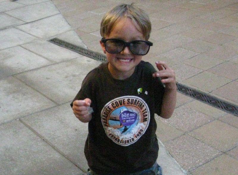 Uso degli occhiali 3d per bambini: tutto ciò che c'è da sapere